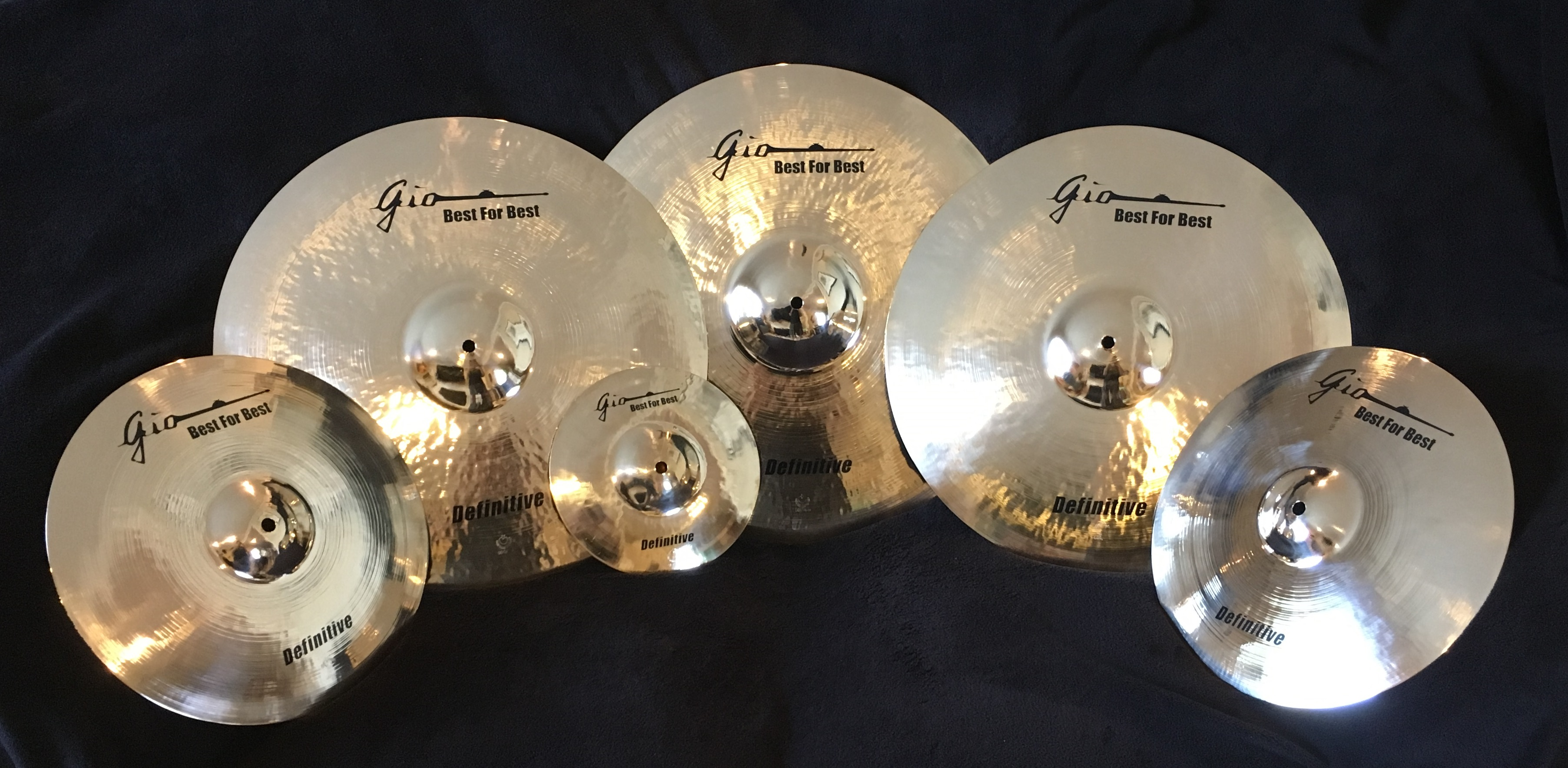 GIO Cymbals - Best For Best